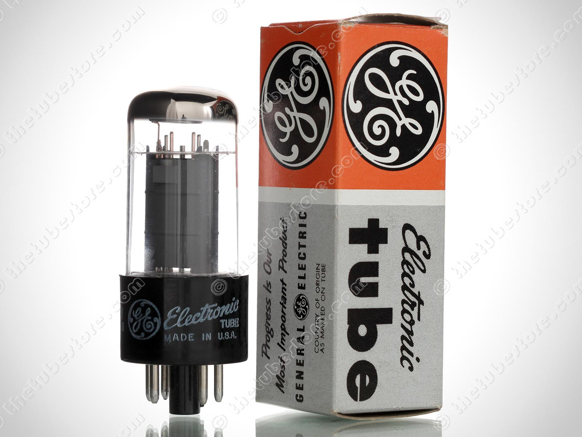 GE-6V6GTA Audio Vacuum Tube