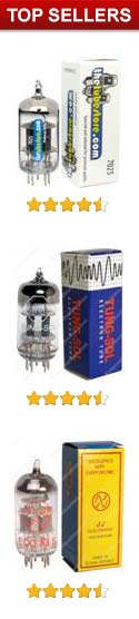 12AX7 Audio Vacuum Tubes Top Sellers