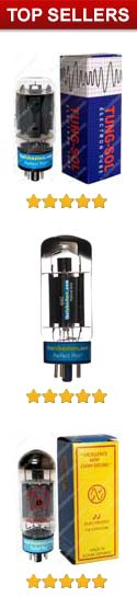 6L6 Audio Vacuum Tubes Top Sellers