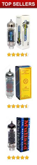 EL84 Audio Vacuum Tubes Top Sellers