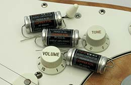 Guitar Tone Capacitor Review