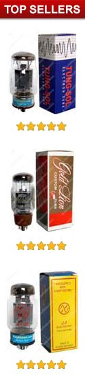 KT66 Audio Vacuum Tubes Top Sellers