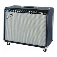 Fender Twin Pro Tube Series Amp