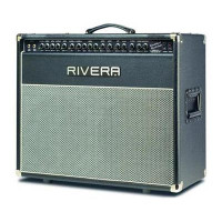 Rivera KR-55 and KR-100 6L6 versions Amp