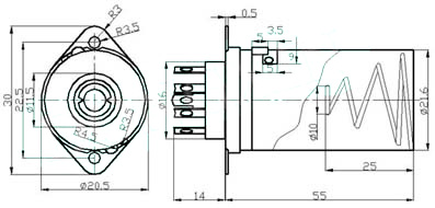 6 Wire Rectifier Wiring Diagram further 55 7281 furthermore 7 Round Wiring Harness additionally 4 Plug Trailer Wiring Diagram 1998 Civic besides Wiring Diagram For Rv Trailer Plug. on 7 pin trailer wiring harness