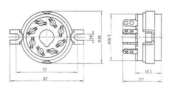 tube pin diagrams bias tube amp circuit diagrams